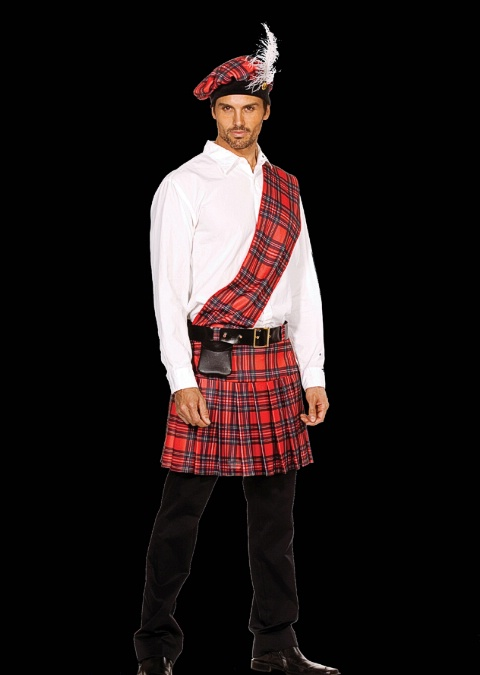 Костюм шотландца своими руками