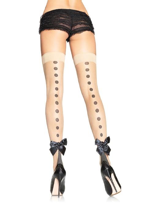 Cuban heel in leg pic sexy stocking