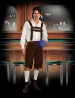 7489 Dreamgirl Costume, Fritz Go Lightly Lederhosen style shorts and