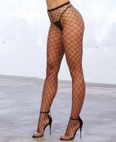 0010 Dreamgirl Pantyhose, Sexy Fence net pantyhose.