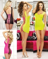 8089 Dreamgirl, Stretch mesh chemise