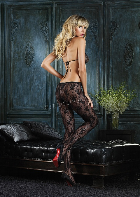 89042 Leg Avenue Body stocking,  Boudoir Lace