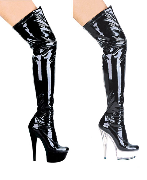 d2875b01e0f4d 609-Fantasy Ellie Shoes, 6 Inch Pointed Stiletto high heels Platforms