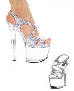 a7cbd29ebe2d ... 7 Inch Stiletto Heels Platforms Sandals. 711-Lance-G Ellie Shoes