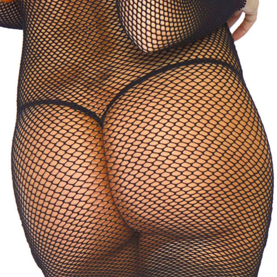 86799 Leg Avenue Ultra net dress