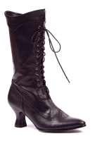253-Amelia Ellie Shoes, 2.5 inch heels zipper  Knee High Boots