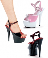 609-Tanya Ellie Shoes, 6 inch pointed Stiletto high heels