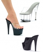 709-Vanity Ellie Shoes, 7 inch pointed Stiletto high heels