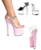 711-Flirt-C Ellie Shoes, 7 inch pointed Stiletto high heels