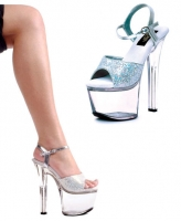 711-Flirt-G Ellie Shoes, 7 inch pointed Stiletto high heels