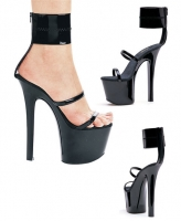 711-Sibyl Ellie Shoes, 7 inch pointed Stiletto high heels