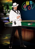 5111 Dreamgirl Costumes, Men's Costumes, High Rolling Hunk, jacket wi