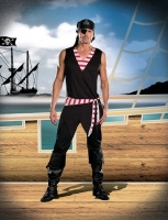 7640 Dreamgirl Costume, Ships Ahoy Men