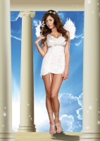 8172 Dreamgirl Costume, Knockin' on Heaven's Door Sparkle stretch kni