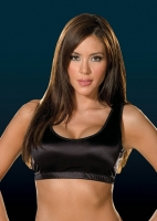 5228X Dreamgirl Plus Size Costume, Brandi Sports Bra  Stretch sat