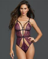 11511 Dreamgirl stretch lace teddy