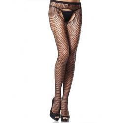 1408 Leg Avenue, Industrial net crotchless pantyhose
