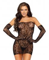 86957 Leg Avenue lace tube dress