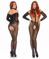 89086 Leg Avenue, lace bodystocking