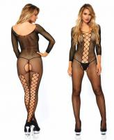 89223 Leg Avenue Seamless net bodystocking