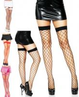 9014 Leg Avenue, Fence net thigh highs