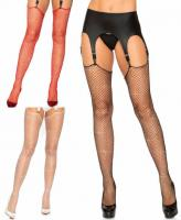 9124 Leg Avenue Rhinestone stockings