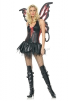 83190 Leg Avenue Costume,  butterfly costume, (wings not included