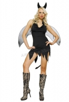 83209 Leg Avenue Costumes,  Costume, Devil costume includes Headp
