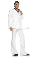 83239 Leg Avenue Men Costumes, 3 pc. disco king costume, includes jac