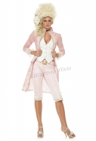 83276 Leg Avenue Costume,  lady of the court costume includes bro