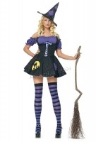 83320 Leg Avenue Costumes,  Costume, magic spell witch costume in