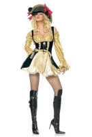 83321 Leg Avenue Costumes,  Costume, marauder's wench costume inc