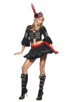 83415 Leg Avenue Costumes,  Costume, 3 pc shipwreck vixen, costum