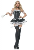 83441 Leg Avenue Costume, Charming chambermaid costume, includes dres