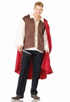 83576 Leg Avenue Men Costume, Handsome Prince Costume, Includes shirt