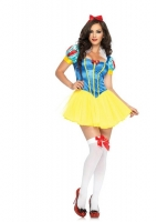 83642 Leg Avenue Costume, Bad Apple Snow White, includes tutu dress w