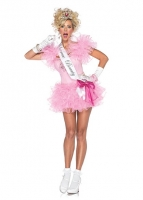 85023 Leg Avenue Costume, Little Miss Supreme Beauty, includes jewele