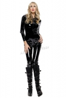 V6000 Leg Avenue Costumes,  Costume, cat suit Costume, pvc vinyl
