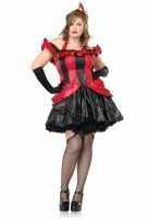 83420X Leg Avenue Plus Size Costume, french cancan french cancan cost
